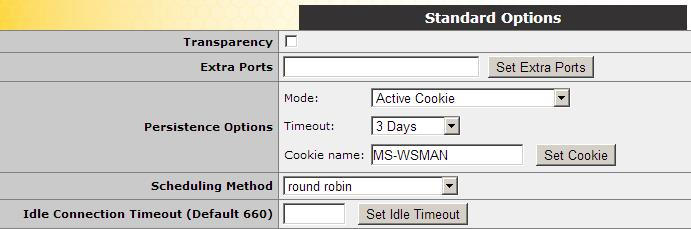 """Example of """"Active Cookie"""" configuration on a Kemp LoadMaster"""